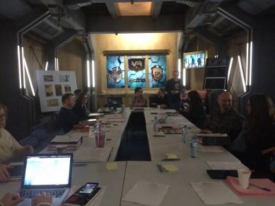 November 16, 2016: Dark Matter Double Production Meeting!