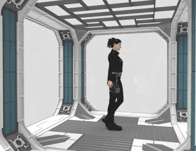 November 14, 2016: Building Those Early Sets – Dark Matter!