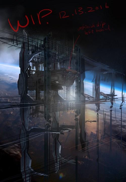 January 3, 2017: Dark Matter Season 3 – Day 22 Of 91!