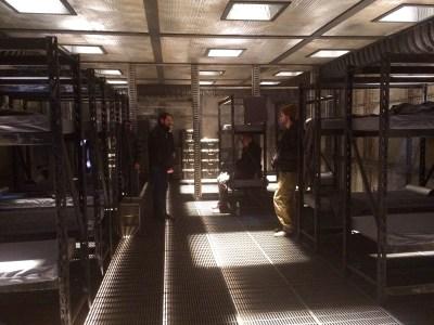 January 30, 2017: Dark Matter Season 3 – Day 42 Of 91!