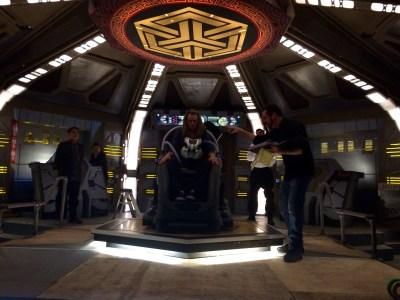 March 1, 2017: Dark Matter Season 3 – Day 59 Of 91!