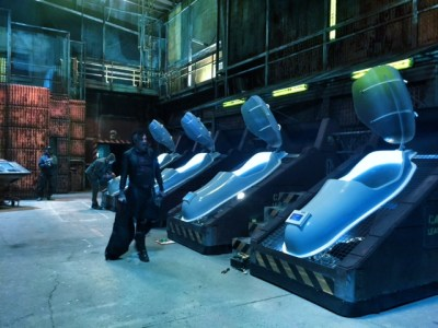 March 23, 2017: Dark Matter Season 3 – Day 73 Of 91!