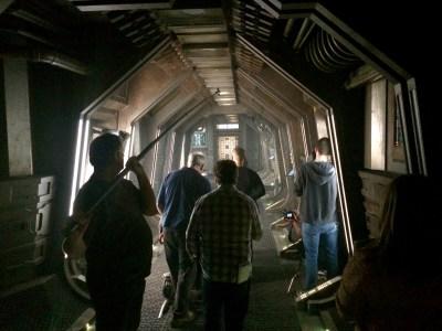 April 19, 2017: That's A Wrap On Dark Matter Season 3 – Day 93 Of 93!