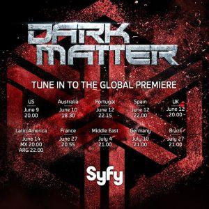 June 2, 2017: Dark Matter Season 3 Sneak Peek Pictures And Clip!