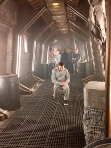 """June 27, 2017: More Bts Goodies On Dark Matter's """"all The Time In The World"""""""