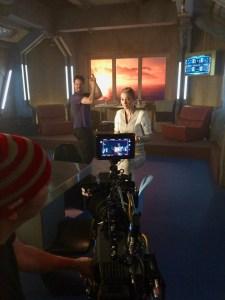 June 26, 2017: Ayisha Issa (solara Shockley) Q&a!  Episode 304 Bts Tidbits!