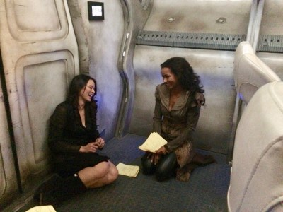 June 12, 2017: Episode 301 Bts Pics And Video!