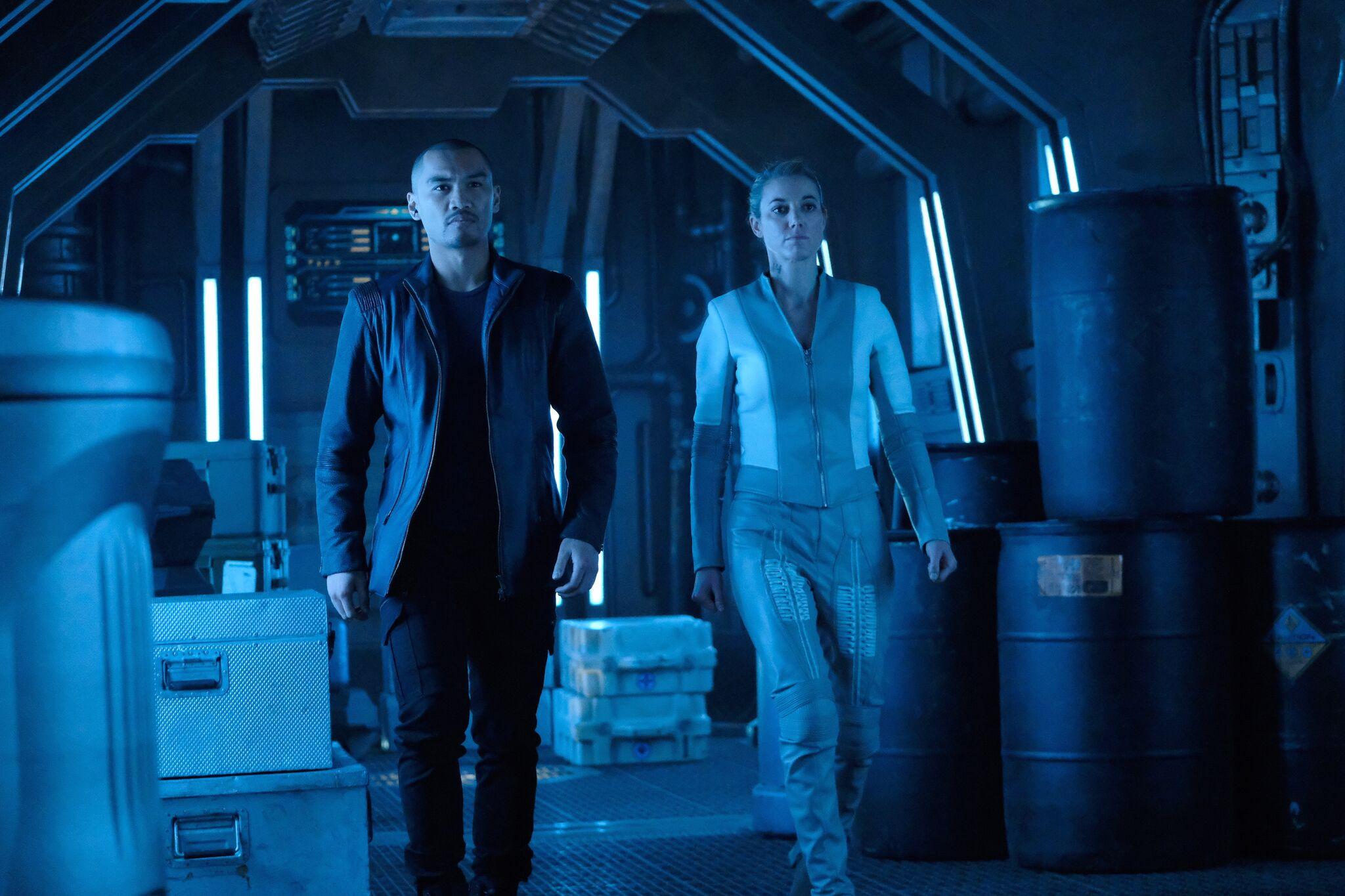 July 19, 2017: What lies ahead for Dark Matter's third season