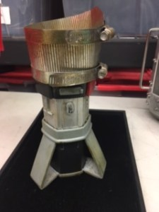 October 10, 2017: Some Of The Dark Matter Props Up For Grabs!