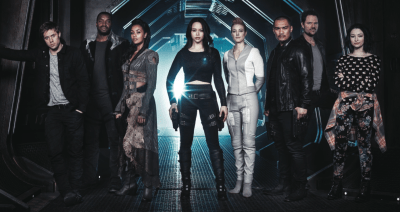 November 26, 2017: Happy Dark Matter Family Day!