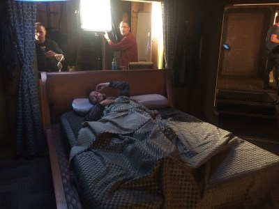 November 19, 2017: More Pics From The Dark Matter Vault!