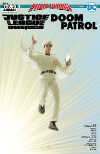 January 31, 2018: Best Comic Book Covers Of The Week!