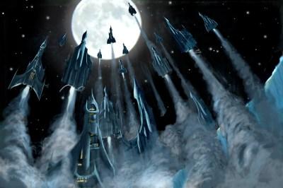 February 8, 2017: Melissa O'neil News And Stargate Concept Art!