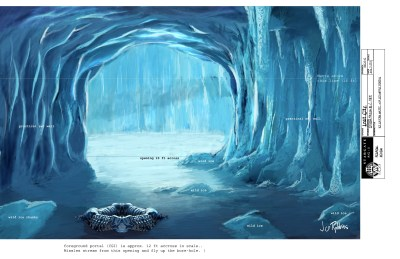 February 10, 2018: The Stargate Concept Art Of James Robbins!
