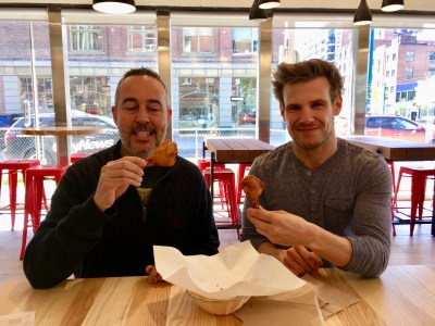 May 24, 2018: Fried Chicken Fight – Toronto Edition (round 1)!