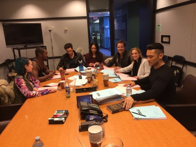 May 29, 2018: Dark Matter Virtual Episode 4.01 Collected Links! And Bts Photos From The Vault!