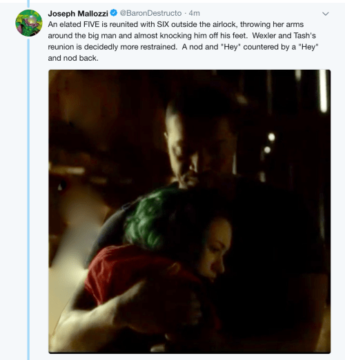 Dark Matter Virtual Season 4 – Episode 4.02, Act 5!