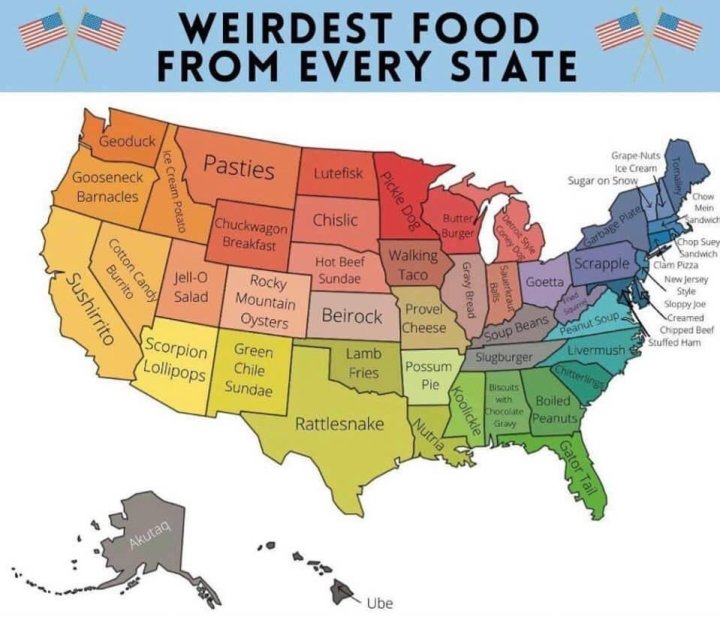 Weirdest-food-of-every-state