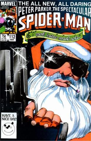 Christmas-in-comics-spectacular-spiderman-112-brooklyn-comic-shop-1