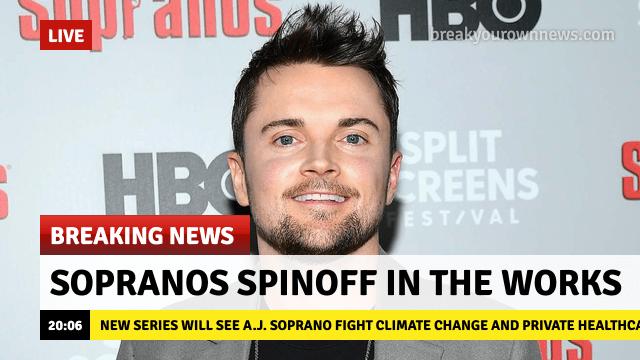 Sopranos-spinoff