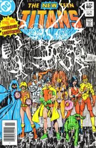 My Top 10 Favorite George Perez Covers!