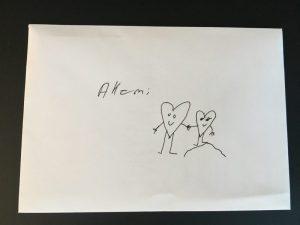 April 18, 2019: Akemi Birthday Festivities!