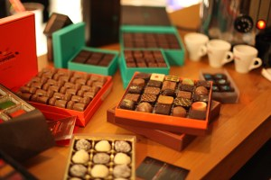 Jacques Torres chocolates (photo courtesy of Lawren Bancroft-Wilson)