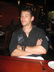 Brian J. Smith is hankering for a fan Q&A.