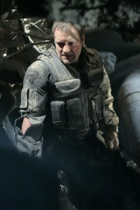 Rodney in a bit of a pickle - Search and Rescue, Stargate: Atlantis, Season 5 (photo courtesy and copyright MGM Television)