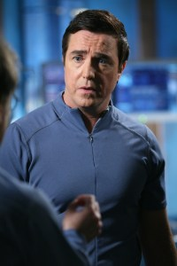 Dr. Carson Beckett - Stargate: Atlantis, Season 5, The Seed (photo courtesy and copyright MGM Television)