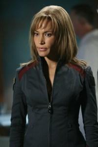 Teyla Emaggan - Stargate: Atlantis, Season 5, The Seed (photo courtesy and copyright MGM Television)