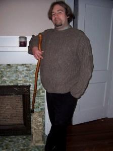 Author Paul Jessup