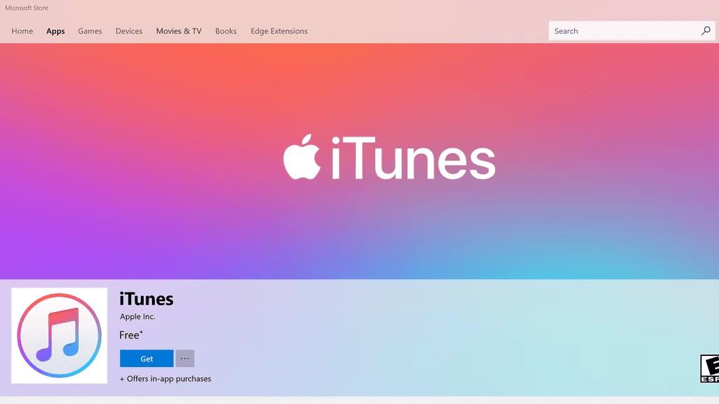 iTunes New Music Platforms
