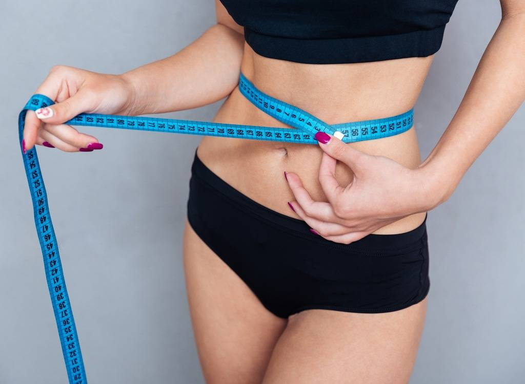 Measuring the Stubborn Belly Fat