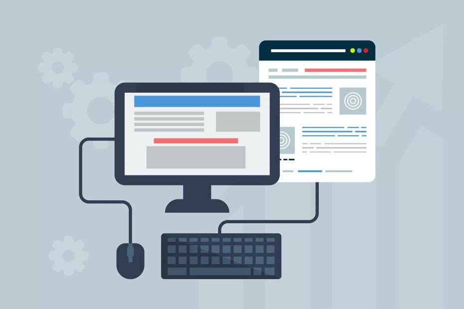 Website Graphics Design & Development