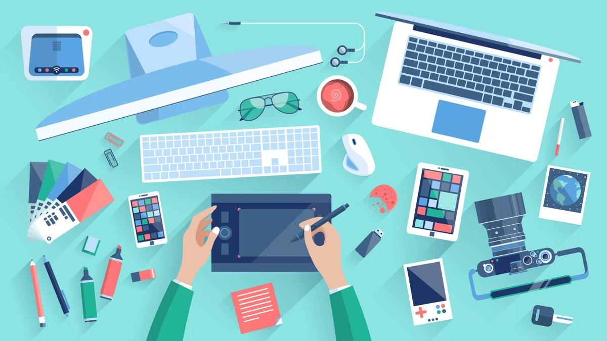 Website Graphics Design and Development