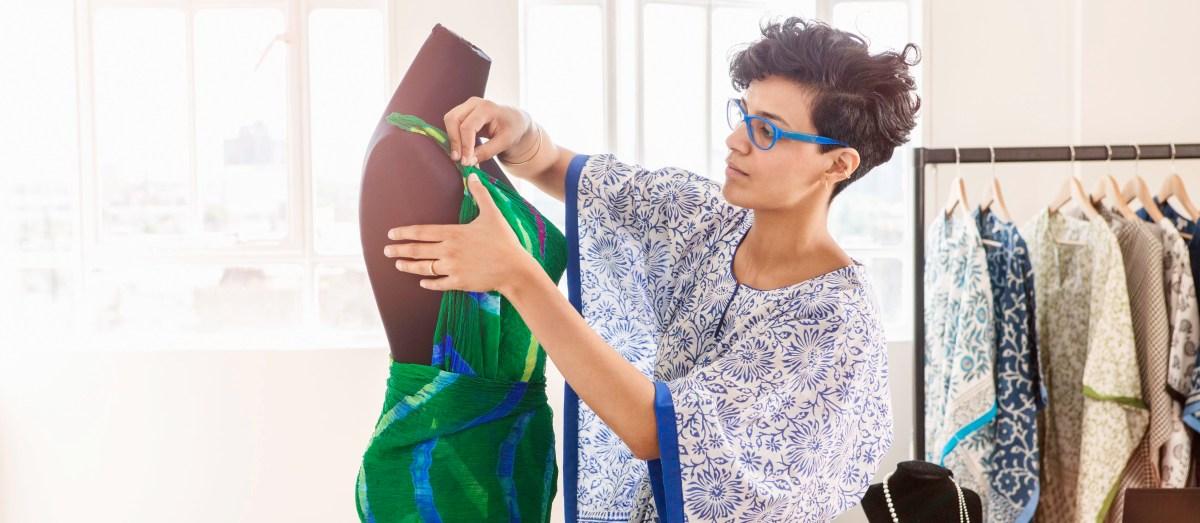 Become a Fashion Designer Today