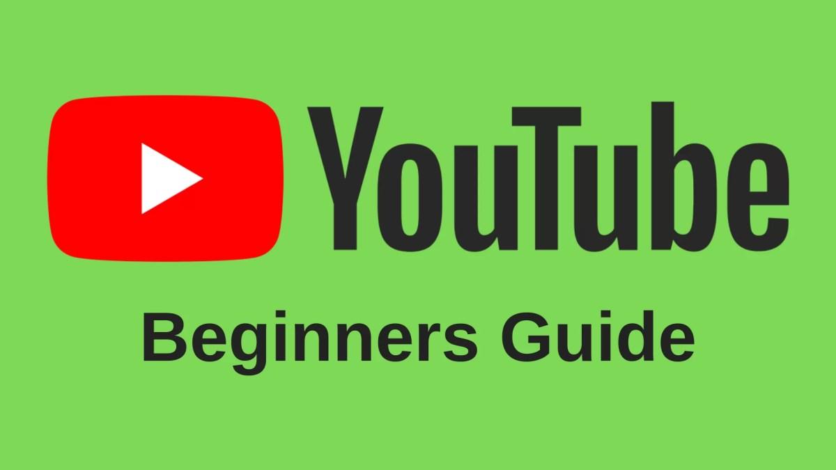 YouTube Monetization Beginners Guide