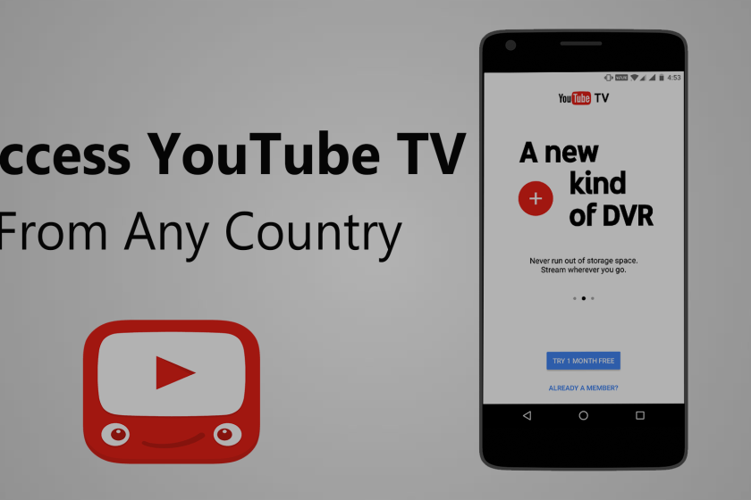 YouTube TV App