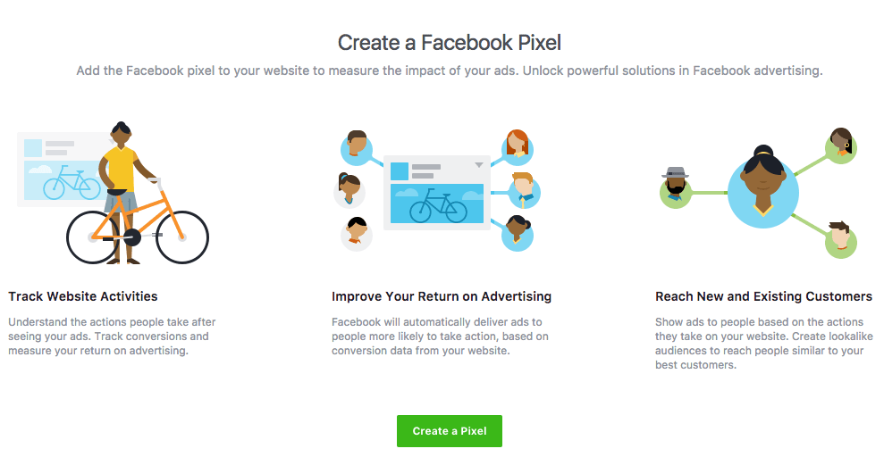 How to Create a Facebook Pixel Code