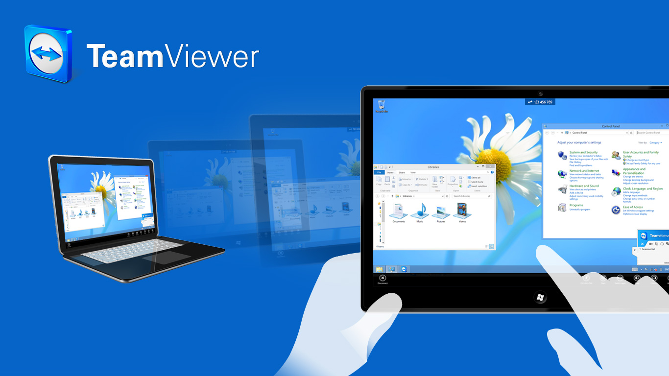 TeamViewer as an Alternative to AnyDesk Platform