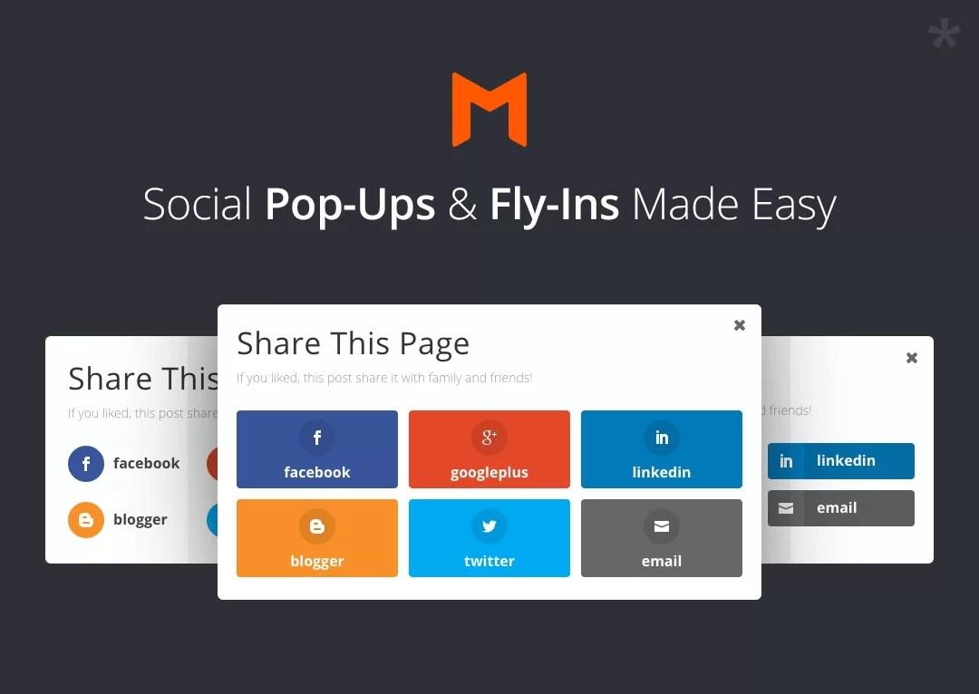 Social Sharing Plugins