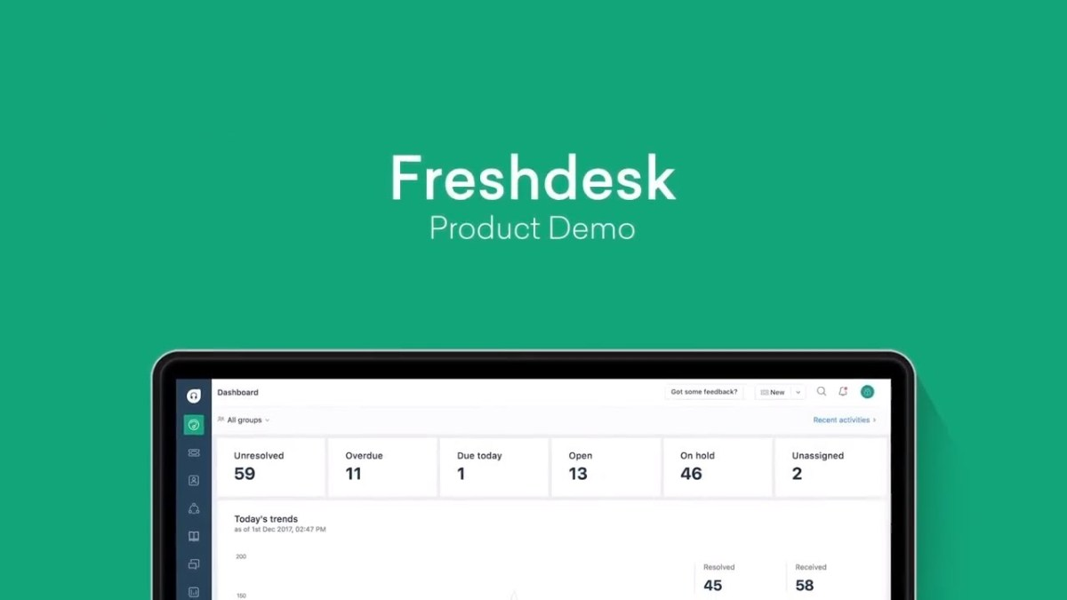 Freshdesk Product Demo