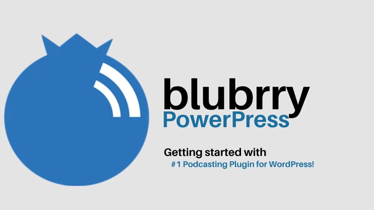 Blubrry PowerPress WordPress Plugin