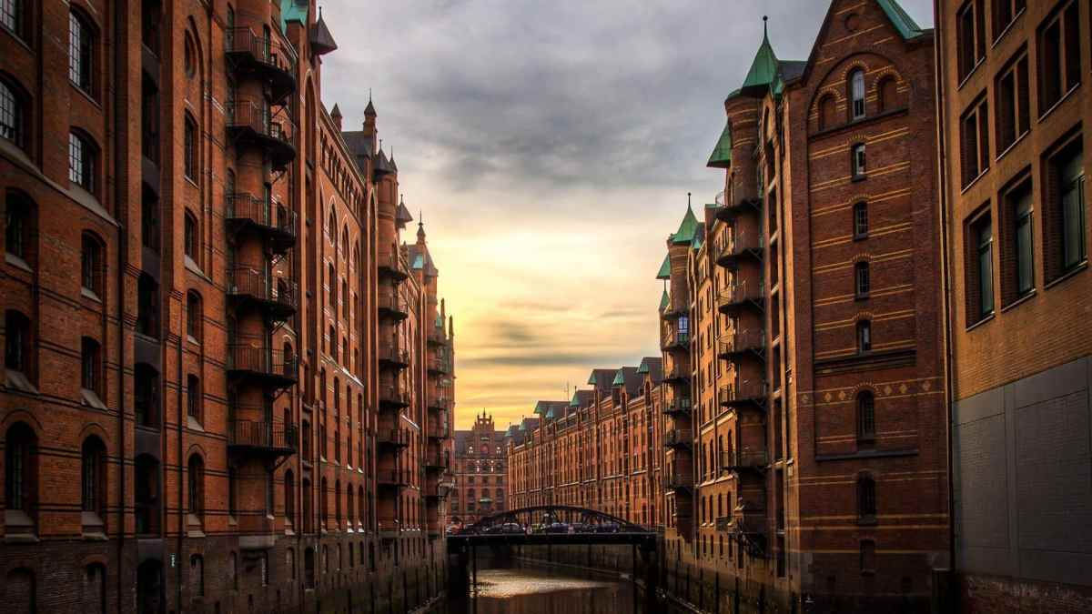 Hamburg, Germany is one of the Most Stylish Cities