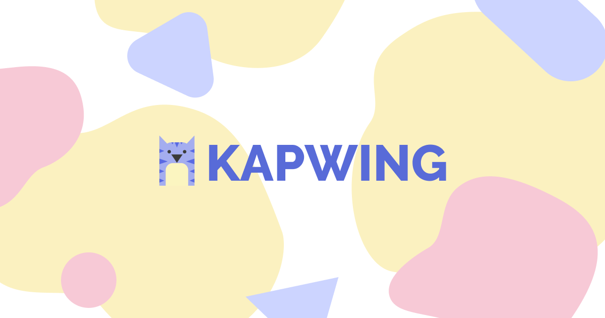 What is Kapwing?
