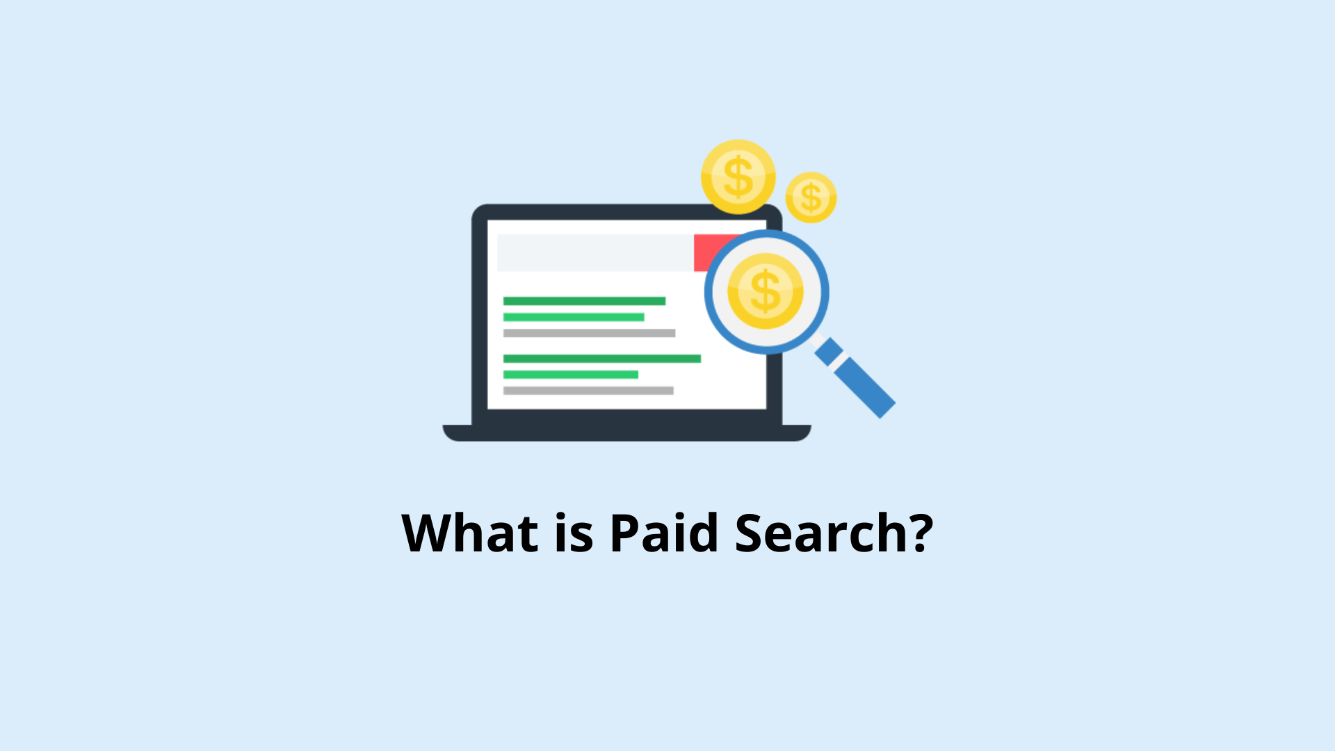 Paid Search | A Beginners Guide In Online Marketing