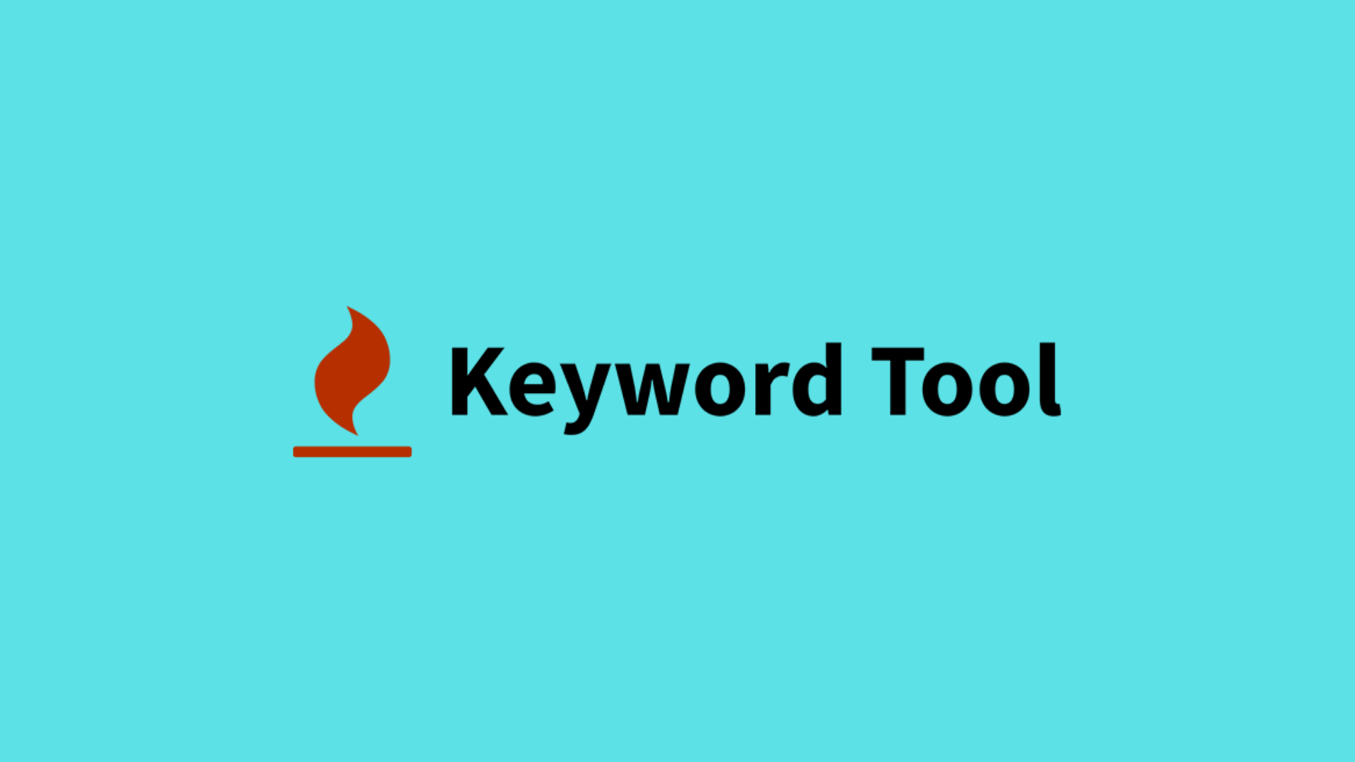 How does Keyword Tool work?