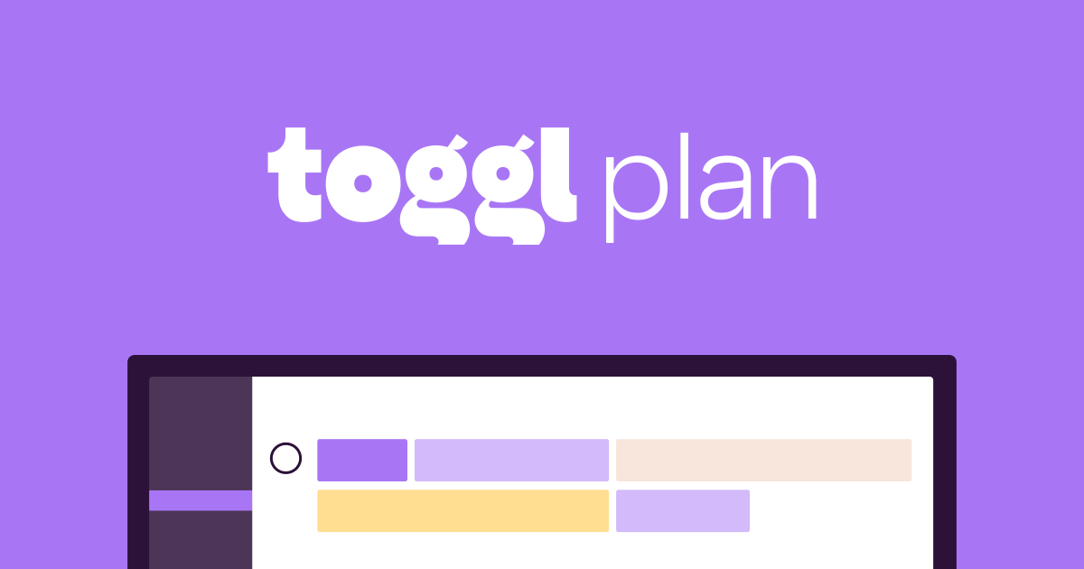 What is Toggl Plan?