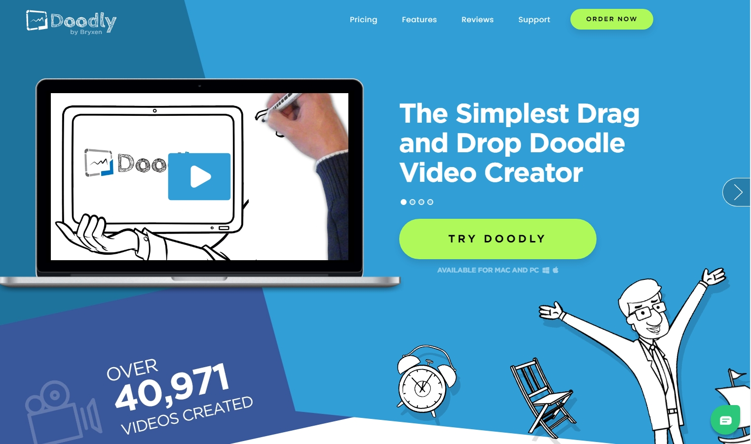 Doodly | The Perfect Software to Create free Doodle Videos